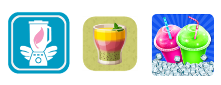 Smoothie aplikace android